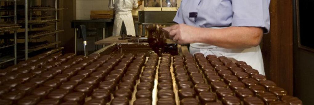 atelier de la chocolaterie