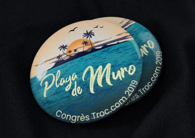 logo congrès 2019 troc.com