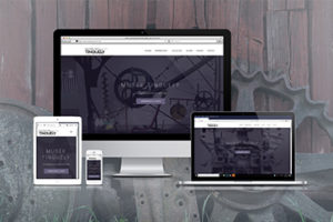 mockup-up site responsive